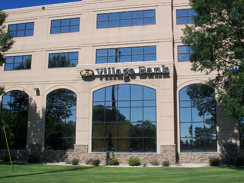 Village Bank Financial Center
